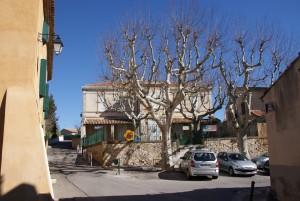 L'ancienne école et mairie