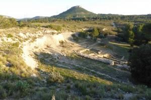 Le site archéologique de Roquepertuse