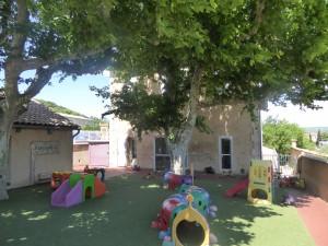 La crèche Bressarelle à Velaux