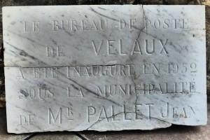 Ancien bureau de Poste de Velaux
