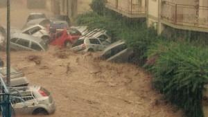 photo italie inondations