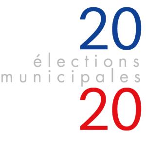 Logo élections municipales 2020